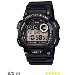 Never Worn😃Casio Classic Men's Quartz Watch!!👌🏻